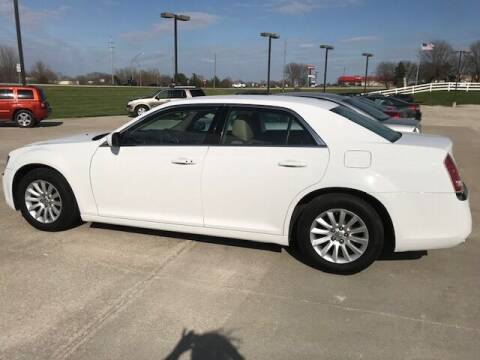 2013 Chrysler 300 for sale at Lanny's Auto in Winterset IA