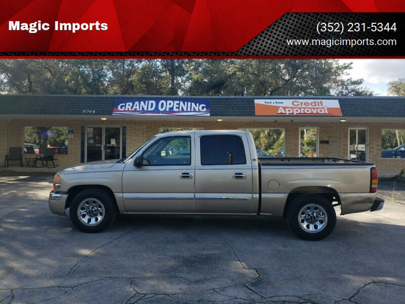 2005 GMC Sierra 1500 for sale at Magic Imports in Melrose FL