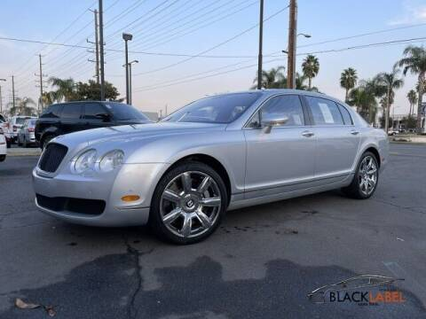2006 Bentley Continental for sale at BLACK LABEL AUTO FIRM in Riverside CA