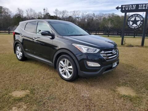 2013 Hyundai Santa Fe Sport for sale at Bratton Automotive Inc in Phenix City AL