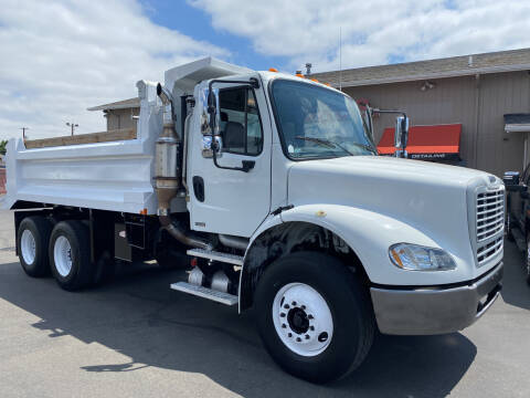 2007 Freightliner Business class M2 for sale at Dorn Brothers Truck and Auto Sales in Salem OR