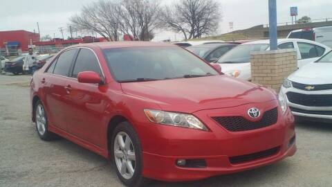 2009 Toyota Camry for sale at Global Vehicles,Inc in Irving TX