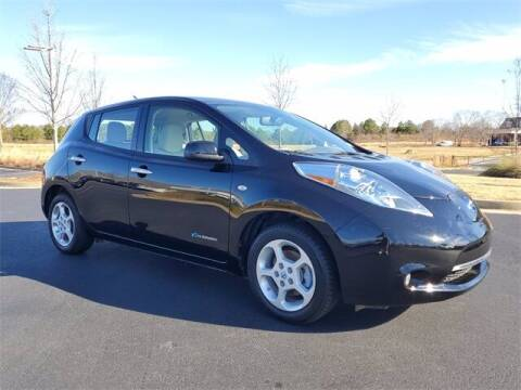 2012 Nissan LEAF for sale at Southern Auto Solutions - Lou Sobh Kia in Marietta GA