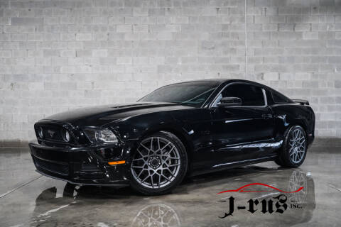 2013 Ford Mustang for sale at J-Rus Inc. in Macomb MI