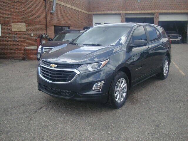 2020 Chevrolet Equinox for sale at MOTORAMA INC in Detroit MI