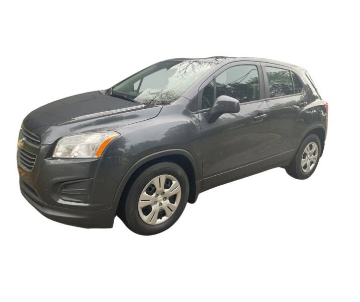 2016 Chevrolet Trax for sale at Averys Auto Group in Lapeer MI