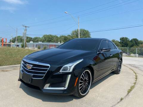 2015 Cadillac CTS for sale at Xtreme Auto Mart LLC in Kansas City MO
