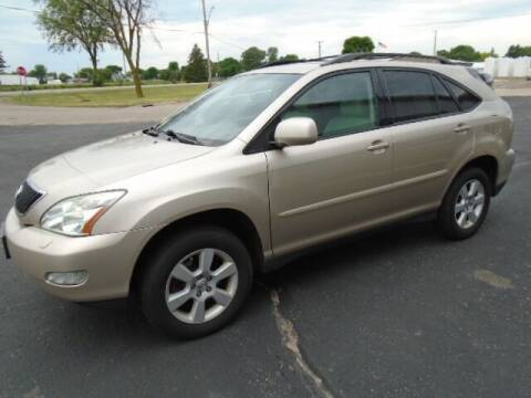 2007 Lexus RX 350 for sale at SWENSON MOTORS in Gaylord MN