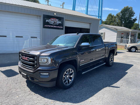 2016 GMC Sierra 1500 for sale at Jack Foster Used Cars LLC in Honea Path SC