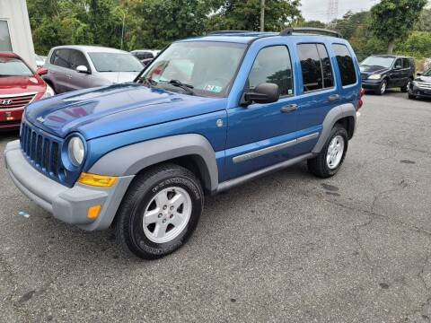 2006 Jeep Liberty for sale at Car One in Essex MD