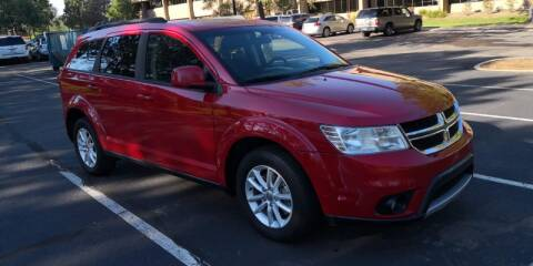 2014 Dodge Journey for sale at QUEST MOTORS in Englewood CO