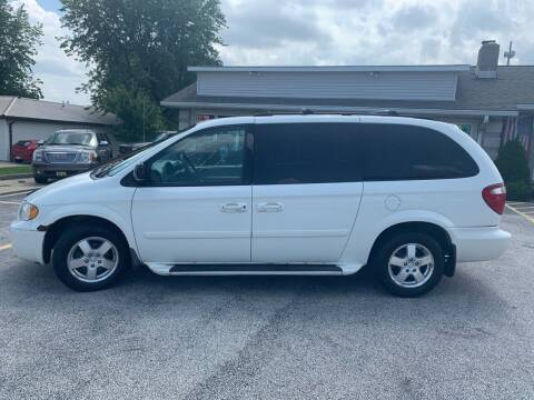 2007 Dodge Grand Caravan for sale at Revolution Motors LLC in Wentzville MO