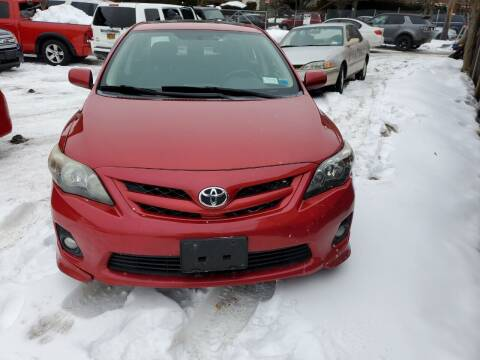 2011 Toyota Corolla for sale at OFIER AUTO SALES in Freeport NY