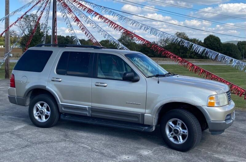 2002 Ford Explorer for sale at COUNTRYSIDE MOTORS in Opelika AL