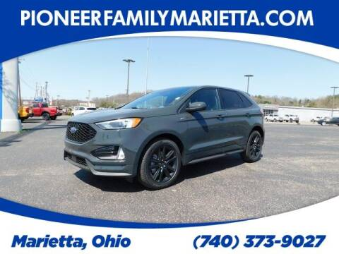 2021 Ford Edge for sale at Pioneer Family preowned autos in Williamstown WV