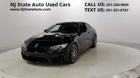 2017 BMW M4 for sale at NJ State Auto Auction in Jersey City NJ