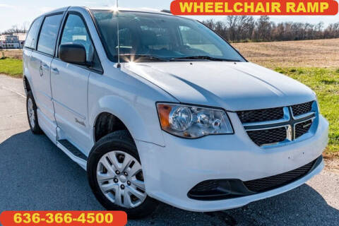 2014 Dodge Grand Caravan for sale at Fruendly Auto Source in Moscow Mills MO