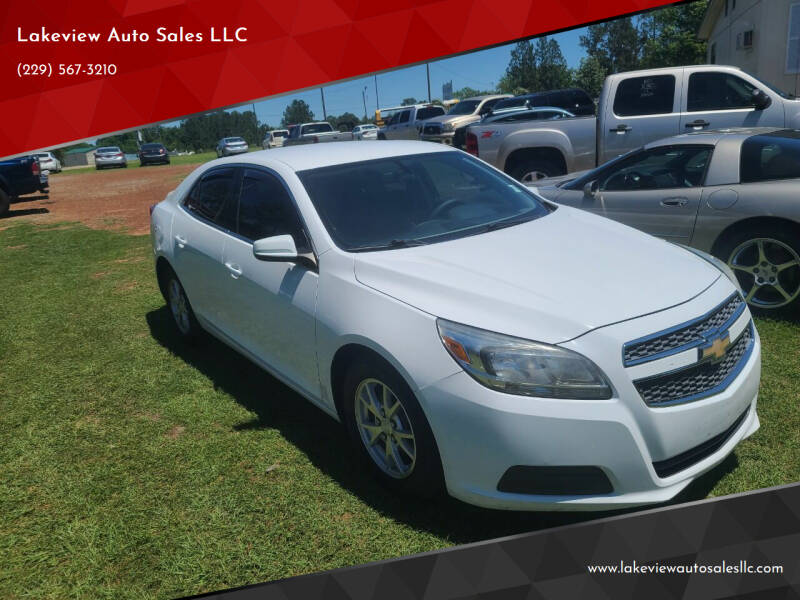 2013 Chevrolet Malibu for sale at Lakeview Auto Sales LLC in Sycamore GA