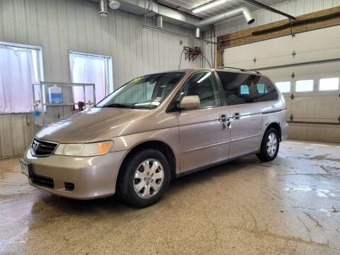 2004 Honda Odyssey for sale at Sand's Auto Sales in Cambridge MN
