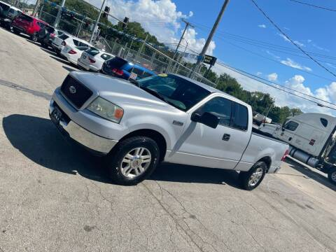 2004 Ford F-150 for sale at Car Barn of Springfield in Springfield MO