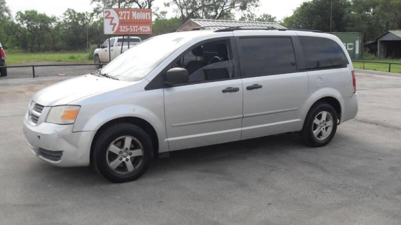 2008 Dodge Grand Caravan for sale at 277 Motors in Hawley TX