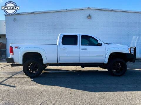 2013 GMC Sierra 2500HD for sale at Smart Chevrolet in Madison NC