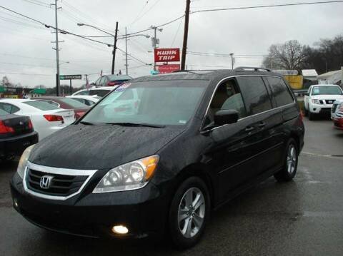 2008 Honda Odyssey for sale at A & A IMPORTS OF TN in Madison TN