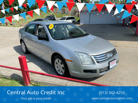 2009 Ford Fusion for sale at Central Auto Credit Inc in Kansas City KS