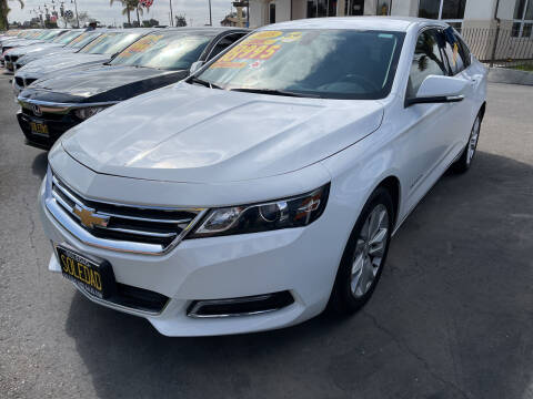 2018 Chevrolet Impala for sale at Soledad Auto Sales in Soledad CA