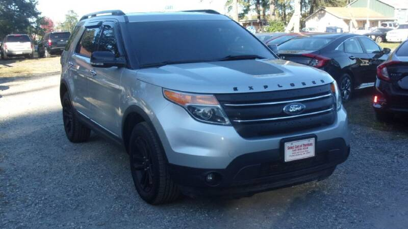 2015 Ford Explorer for sale at Select Cars Of Thornburg in Fredericksburg VA