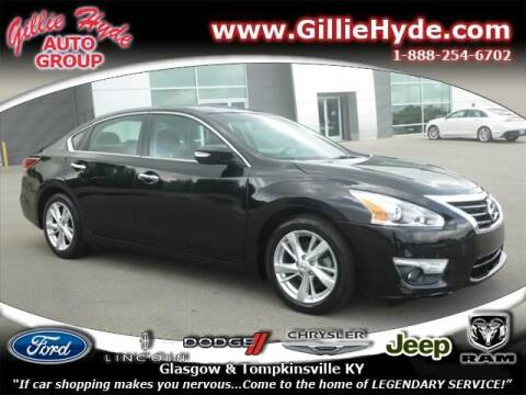 2015 Nissan Altima for sale at Gillie Hyde Auto Group in Glasgow KY