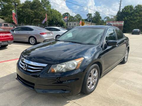 2012 Honda Accord for sale at Auto Land Of Texas in Cypress TX