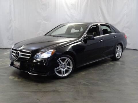 2014 Mercedes-Benz E-Class for sale at United Auto Exchange in Addison IL
