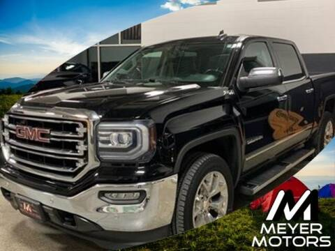2016 GMC Sierra 1500 for sale at Meyer Motors in Plymouth WI