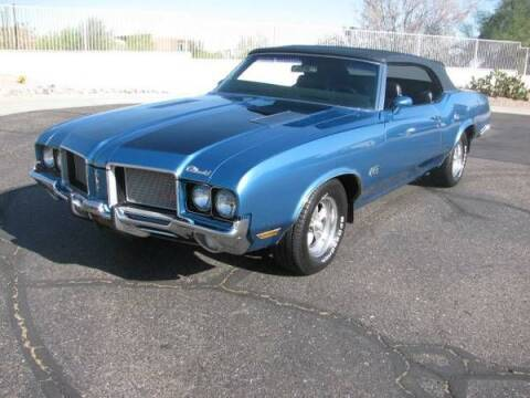 1972 Oldsmobile Cutlass for sale at Haggle Me Classics in Hobart IN
