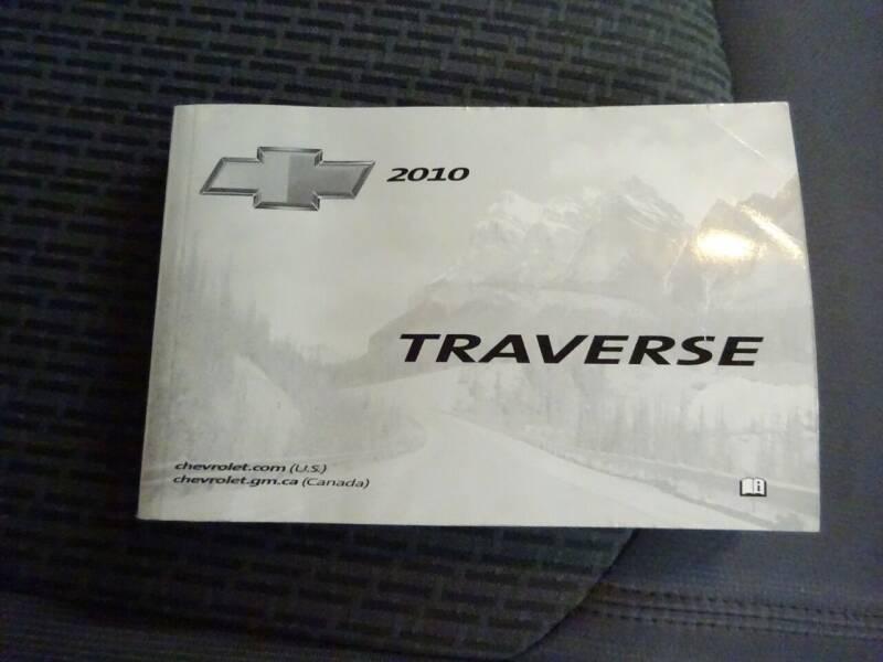 2010 Chevrolet Traverse AWD LT 4dr SUV w/1LT - West Allis WI