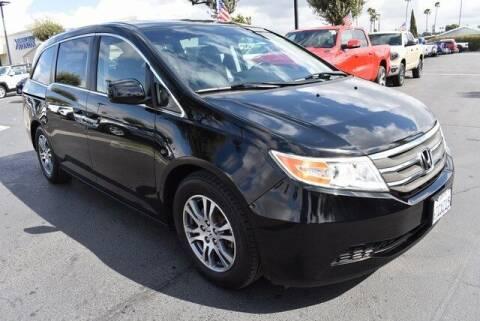 2011 Honda Odyssey for sale at DIAMOND VALLEY HONDA in Hemet CA