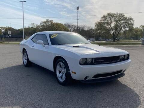 2013 Dodge Challenger for sale at Betten Baker Preowned Center in Twin Lake MI