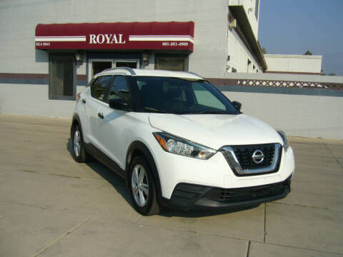 2018 Nissan Kicks for sale at Royal Auto Inc in Murray UT