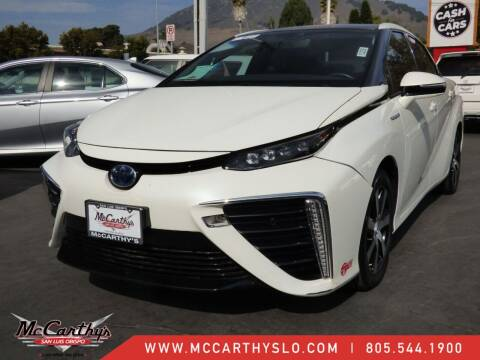 2017 Toyota Mirai for sale at McCarthy Wholesale in San Luis Obispo CA