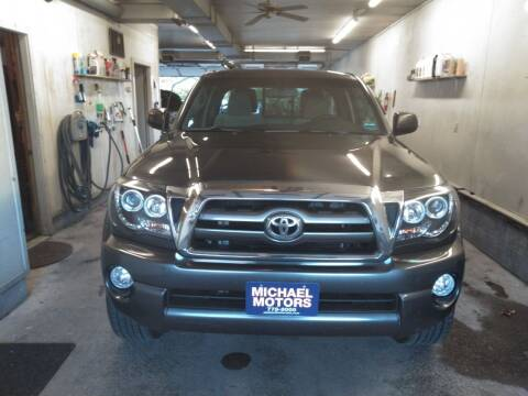 2010 Toyota Tacoma for sale at MICHAEL MOTORS in Farmington ME