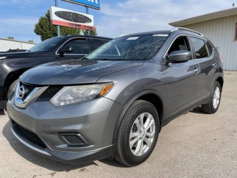 2016 Nissan Rogue for sale at Lumpy's Auto Sales in Oklahoma City OK