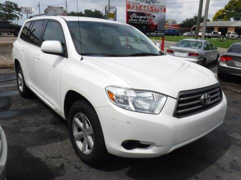 2010 Toyota Highlander for sale at LEGACY MOTORS INC in New Port Richey FL
