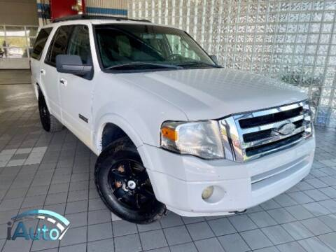2008 Ford Expedition for sale at iAuto in Cincinnati OH