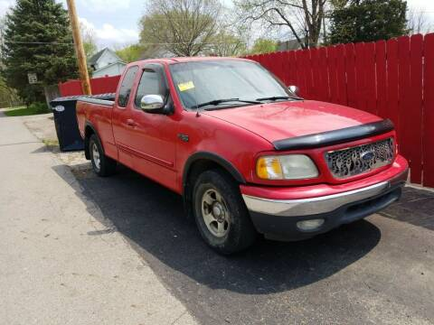 1999 Ford F-150 for sale at Buy For Less Motors, Inc. in Columbus OH