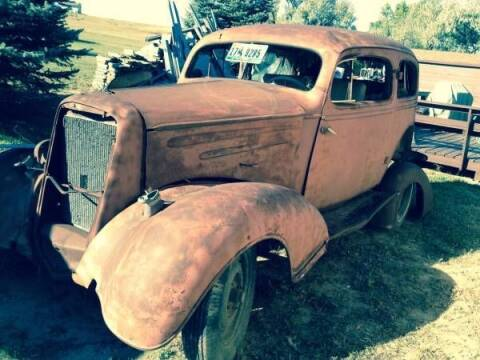 1935 Chevrolet 210 for sale at Haggle Me Classics in Hobart IN