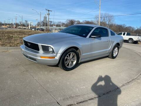 2008 Ford Mustang for sale at Xtreme Auto Mart LLC in Kansas City MO
