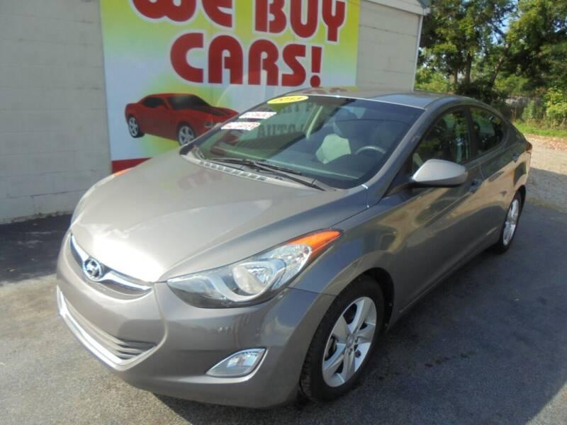 2013 Hyundai Elantra for sale at Right Price Auto Sales in Murfreesboro TN