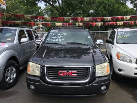 2003 GMC Envoy for sale at Chambers Auto Sales LLC in Trenton NJ