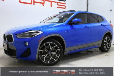 2018 BMW X2 for sale at Fishers Imports in Fishers IN